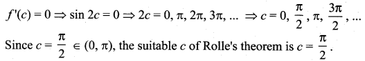Samacheer Kalvi 12th Maths Solutions Chapter 7 Applications of Differential Calculus Ex 7.3 19