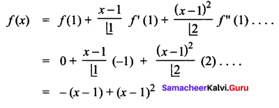 Samacheer Kalvi 12th Maths Solutions Chapter 7 Applications of Differential Calculus Ex 7.4 9