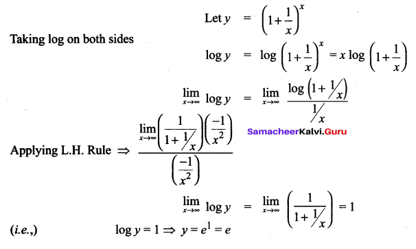 Samacheer Kalvi 12th Maths Solutions Chapter 7 Applications of Differential Calculus Ex 7.5 18