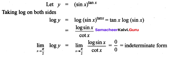 Samacheer Kalvi 12th Maths Solutions Chapter 7 Applications of Differential Calculus Ex 7.5 20