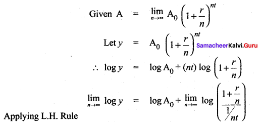 Samacheer Kalvi 12th Maths Solutions Chapter 7 Applications of Differential Calculus Ex 7.5 368