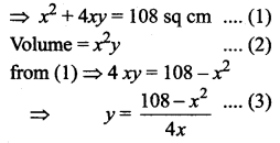 Samacheer Kalvi 12th Maths Solutions Chapter 7 Applications of Differential Calculus Ex 7.8 37