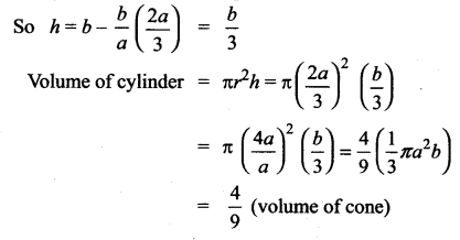 Samacheer Kalvi 12th Maths Solutions Chapter 7 Applications of Differential Calculus Ex 7.8 399