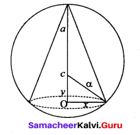 Samacheer Kalvi 12th Maths Solutions Chapter 7 Applications of Differential Calculus Ex 7.8 61