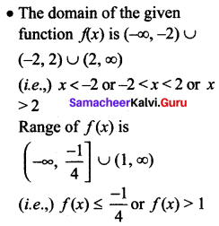 Samacheer Kalvi 12th Maths Solutions Chapter 7 Applications of Differential Calculus Ex 7.9 888