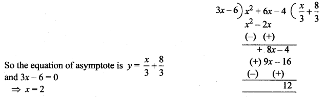 Samacheer Kalvi 12th Maths Solutions Chapter 7 Applications of Differential Calculus Ex 7.9 890