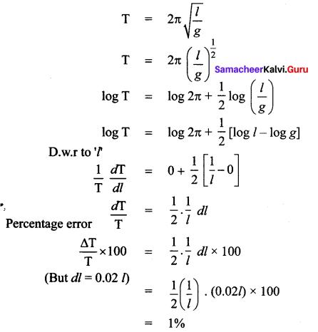 Samacheer Kalvi 12th Maths Solutions Chapter 8 Differentials and Partial Derivatives Ex 8.1 13