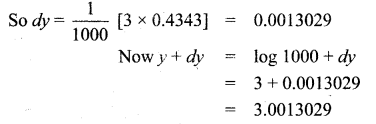 Samacheer Kalvi 12th Maths Solutions Chapter 8 Differentials and Partial Derivatives Ex 8.2 21