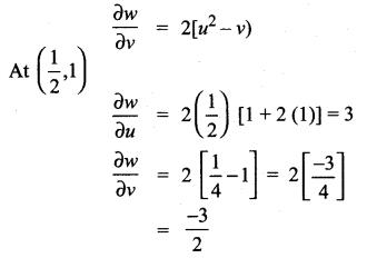 Samacheer Kalvi 12th Maths Solutions Chapter 8 Differentials and Partial Derivatives Ex 8.6 18