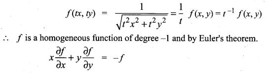 Samacheer Kalvi 12th Maths Solutions Chapter 8 Differentials and Partial Derivatives Ex 8.7 29