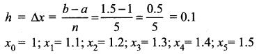Samacheer Kalvi 12th Maths Solutions Chapter 9 Applications of Integration Ex 9.1 1