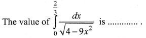 Samacheer Kalvi 12th Maths Solutions Chapter 9 Applications of Integration Ex 9.10 1