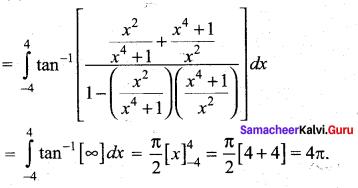 Samacheer Kalvi 12th Maths Solutions Chapter 9 Applications of Integration Ex 9.10 144