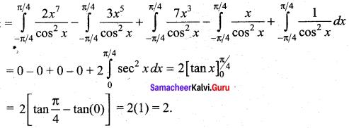 Samacheer Kalvi 12th Maths Solutions Chapter 9 Applications of Integration Ex 9.10 155