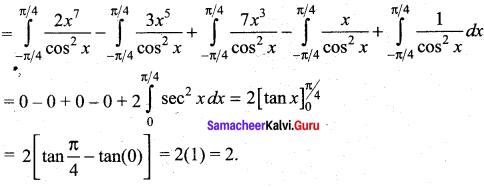 Samacheer Kalvi 12th Maths Solutions Chapter 9 Applications of Integration Ex 9.10 166