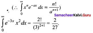 Samacheer Kalvi 12th Maths Solutions Chapter 9 Applications of Integration Ex 9.10 36