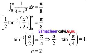 Samacheer Kalvi 12th Maths Solutions Chapter 9 Applications of Integration Ex 9.10 38