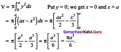 Samacheer Kalvi 12th Maths Solutions Chapter 9 Applications of Integration Ex 9.10 40