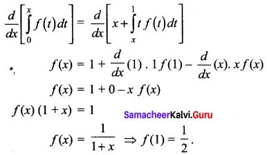 Samacheer Kalvi 12th Maths Solutions Chapter 9 Applications of Integration Ex 9.10 51