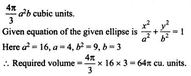 Samacheer Kalvi 12th Maths Solutions Chapter 9 Applications of Integration Ex 9.10 60