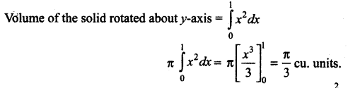 Samacheer Kalvi 12th Maths Solutions Chapter 9 Applications of Integration Ex 9.10 64