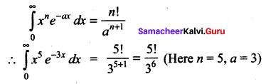 Samacheer Kalvi 12th Maths Solutions Chapter 9 Applications of Integration Ex 9.7 2