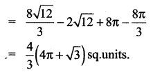 Samacheer Kalvi 12th Maths Solutions Chapter 9 Applications of Integration Ex 9.8 16