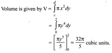Samacheer Kalvi 12th Maths Solutions Chapter 9 Applications of Integration Ex 9.9 111