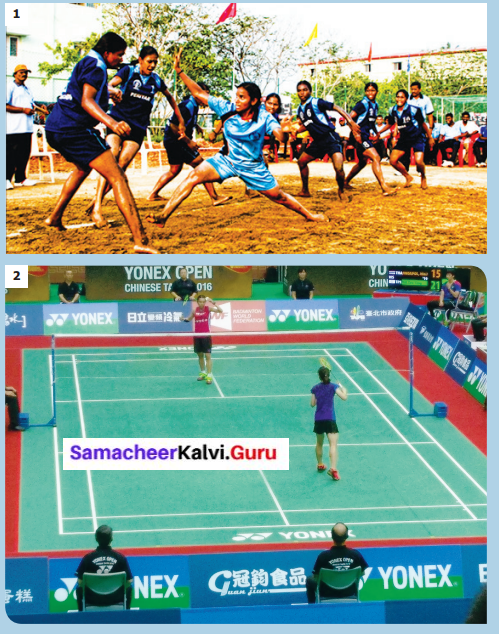 Samacheer Kalvi 6th English Solutions Term 2 Prose Chapter 1 Sports Stars 1