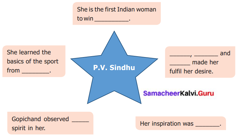 Samacheer Kalvi 6th English Solutions Term 2 Prose Chapter 1 Sports Stars 3