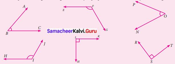 Samacheer Kalvi 7th Maths Solutions Term 2 Chapter 4 Geometry Intext Questions 2