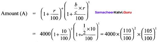 Samacheer Kalvi 8th Maths Solutions Term 2 Chapter 1 Life Mathematics Ex 1.3 2
