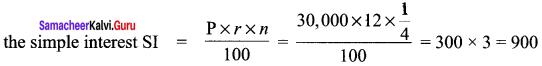 Samacheer Kalvi 8th Maths Solutions Term 2 Chapter 1 Life Mathematics Intext Questions 8