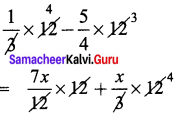 Samacheer Kalvi 8th Maths Solutions Term 2 Chapter 2 Algebra Ex 2.1 6
