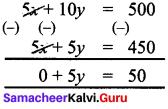 Samacheer Kalvi 8th Maths Solutions Term 2 Chapter 2 Algebra Ex 2.2 2