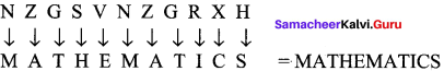 Samacheer Kalvi 8th Maths Solutions Term 2 Chapter 4 Information Processing Ex 4.3 13