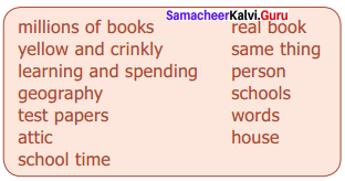 9th English The Fun They Had Samacheer Kalvi Solutions Supplementary Chapter 2