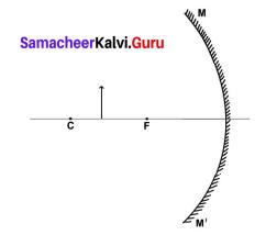 Light Samacheer Kalvi 9th Science Solutions Chapter 6