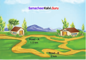 Samacheer Kalvi 7th Science Solutions Term 1 Chapter 2 Force And Motion