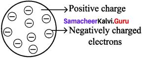 7th Standard Atomic Structure Term 1 Chapter 4 Samacheer Kalvi
