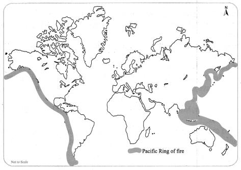 Samacheer Kalvi Guru 7th Social Science Geography Solutions Term 1 Chapter 1 Interior Of The Earth