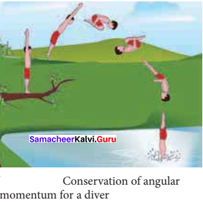 Samacheer Kalvi.Guru 11th Physics Solutions Chapter 5 Motion Of System Of Particles And Rigid Bodies