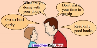 Samacheer Kalvi 12th English Solutions Poem Chapter 5 Father to his Son img-2