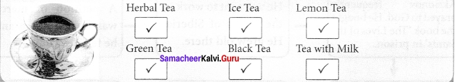 12th English A Nice Cup Of Tea Paragraph Solutions Prose Chapter 2 Samacheer Kalvi