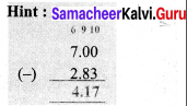 Samacheer Kalvi 7th Maths Solutions Term 3 Chapter 1 Number System 1.1 13