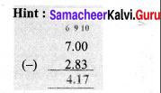Samacheer Kalvi 7th Maths Solutions Term 3 Chapter 1 Number System 1.1 14