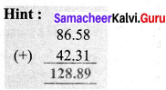 Samacheer Kalvi 7th Maths Solutions Term 3 Chapter 1 Number System 1.1 16