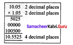Samacheer Kalvi 7th Maths Solutions Term 3 Chapter 1 Number System 1.3 10