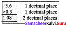 Samacheer Kalvi 7th Maths Solutions Term 3 Chapter 1 Number System 1.3 7