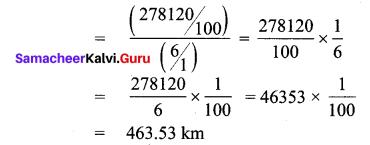 Samacheer Kalvi 7th Maths Solutions Term 3 Chapter 1 Number System 1.5 12